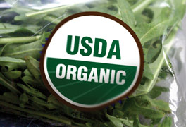 Commitment Back to Earth USDA Organic